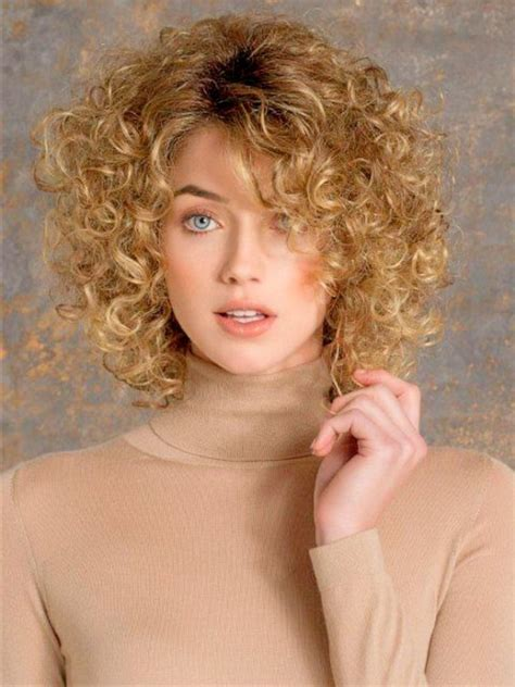 hairstyles curly hair thin face 19 enhance your beauty with unique curly hair styles