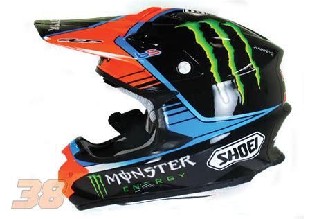 shoei motocross helmet custom ocd shoei vfx w helmet 187 bradley smith 38