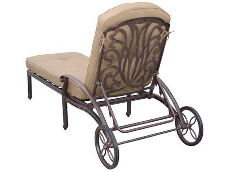 chaises elisabeth darlee outdoor living elisabeth cast aluminum antique bronze chaise lounge dadl70733nonstock