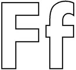 f color geography letter f coloring pages