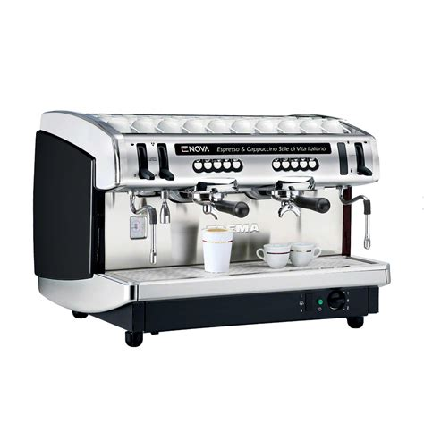 Faema   B2210H9DTDDAA Two Group Automatic Enova A2 Espresso Machine