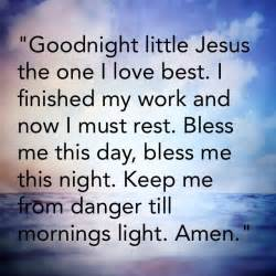 Goodnight prayer from my great aunt more prayers blessed faith quotes