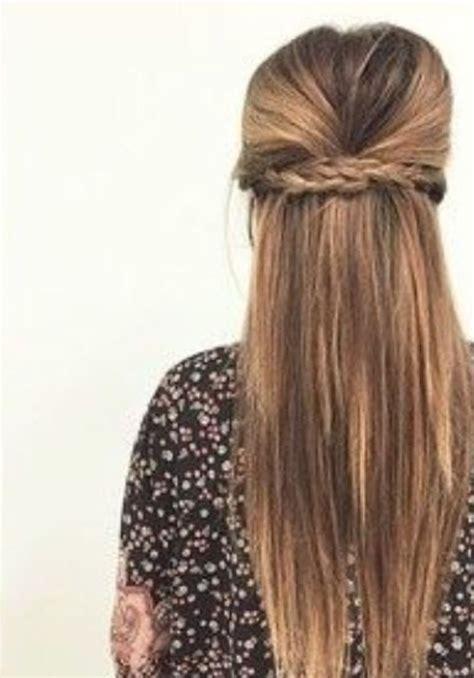 braided half up waterfall kids hair ideas pinterest 12 mejores im 225 genes de peinados incre 205 ble en pinterest