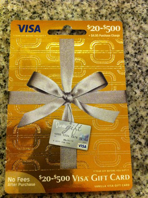 Discount Visa Gift Cards - giftcards com discounted visa gift cards 500 for 502 94
