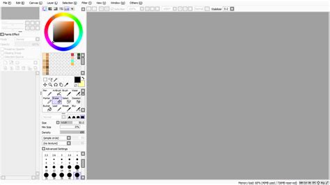paint tool sai quality fixed paint tool sai program quality by alumeii on