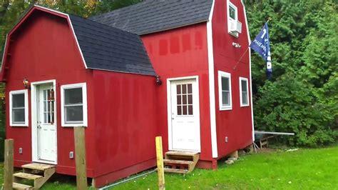 addition  story barn cabin man cave