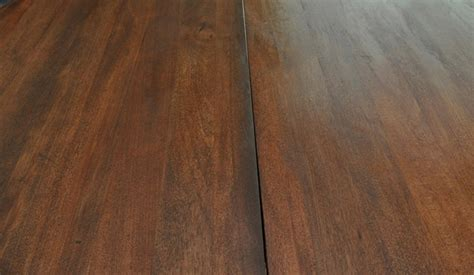 Cherrya Top how to restain a wood table top centsational