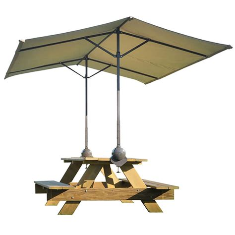 Picnic Table Canopy by 6 Products To Provide Shade For The Csite 50 Cfires