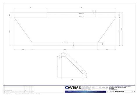 sheet metal drawing pattern development wems nuriootpa sa engineering