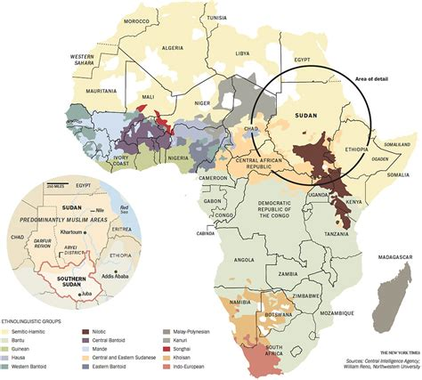 New York Times Racial Map by Invented Communities In Africa And America Zunguzungu