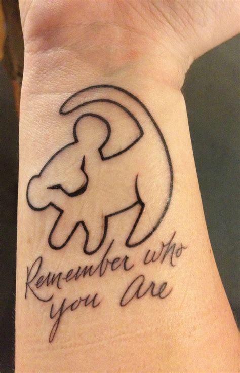 disney tattoos 30 beliebte motive die zauber verspr 252 hen