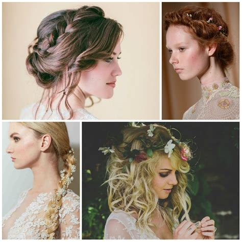 Hairstyles For Hair For Wedding by Wedding Hairstyles 2017 Haircuts Hairstyles And Hair Colors
