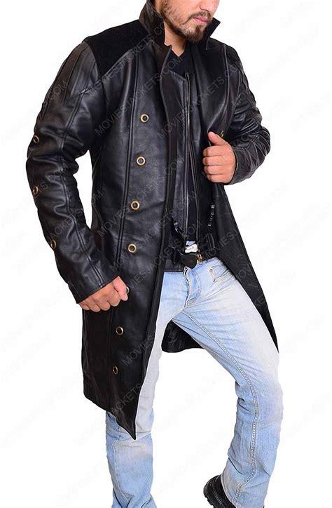 adam jensen coat  deus  human revolution