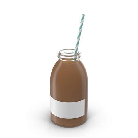 chocolate milk bottle png images psds
