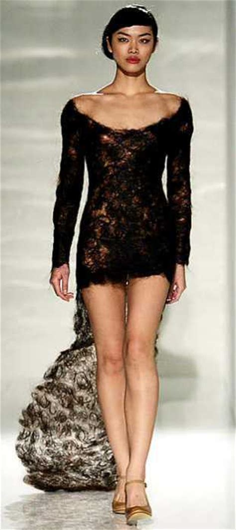 Dress Made From Human Hair Would You Wear It by Clothes And Jewelry Made From Human Hair