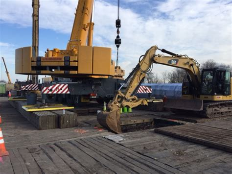 Steel Crane Outrigger Mats by About Buckeye Mats Your Trusted Crane Mats Supplier