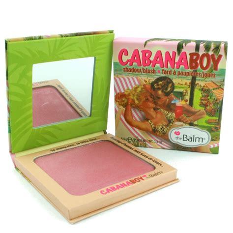 The Balm Balmbini Balm Of Your Boy Cabana Boy the balm cabana boy blush gloss