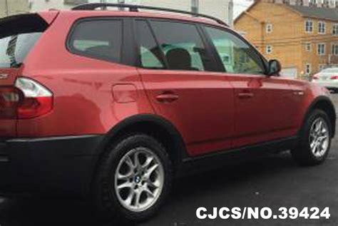 2004 bmw x3 for sale 2004 left bmw x3 for sale stock no 39424
