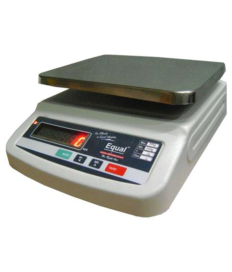 Weighing Scale by Equal Ms 1 30kg X 2gm Digital Weighing Scale Buy Equal Ms