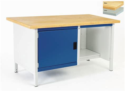 Wide Storage Bench Storage Bench With Cupboard And Adj Shelv 1500mm Wide