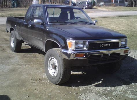 1990 Toyota 4x4 Toyota 4x4 1990 Reviews Prices Ratings With Various Photos