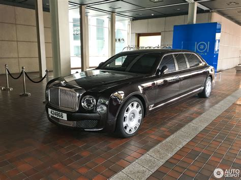 bentley mulsanne grand limousine bentley mulsanne grand limousine 17 august 2016 autogespot