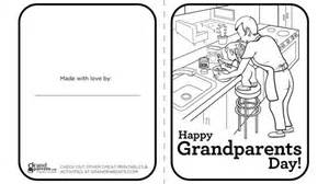 grandparents day template grandparents day greeting card grandparents