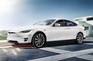 Tesla Electric Car Release Date Image Gallery Tesla 2016 Model 3