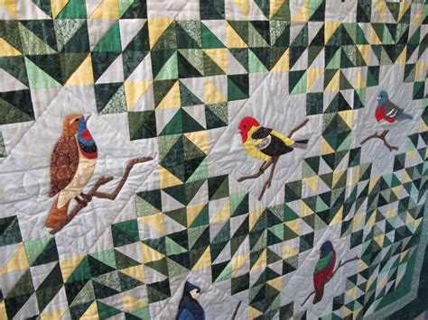 Value Of Handmade Quilts - american handmade bird quilt artsy shark