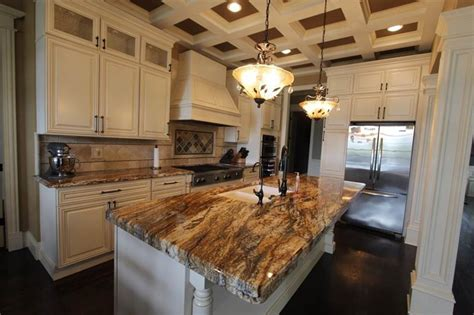 24 Beautiful Granite Countertop Kitchen Ideas Page 4 Of 5 24 Beautiful Granite Countertop Kitchen Ideas Page 4 Of 5