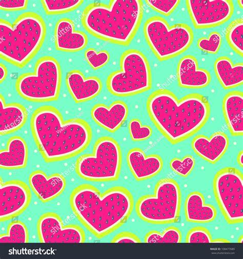 cute seamless pattern wallpaper cute seamless patternwatermelon background seamless