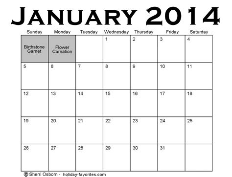 Calendar January 2014 Search Results For January 2014 Calendar With Holidays
