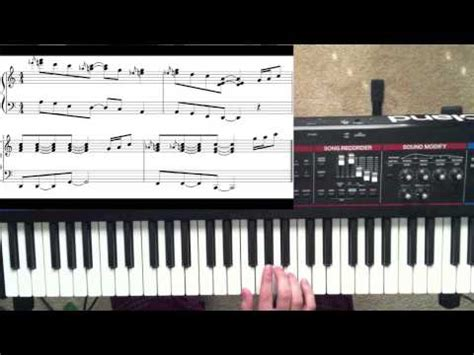 tutorial piano yesterday how to play quot yesterday quot by atmosphere piano tutorial
