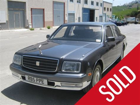 Toyota Century For Sale 1998 Toyota Century For Sale Classic Cars For Sale Uk