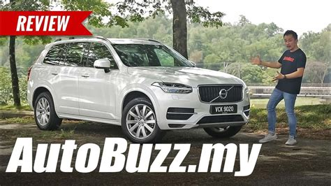 video volvo xc   seater suv review autobuzzmy