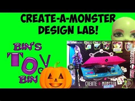 design lab reviews monster high create a monster design lab review happy
