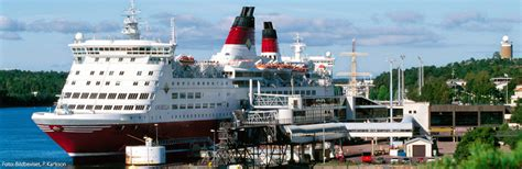 mariehamn finland cruise timetable and info about destination view mariehamn port info good to know viking line