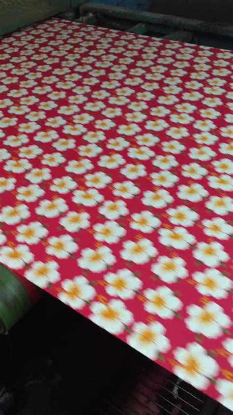 printable fabric roll china wide width printed polyester bed sheets fabrics in