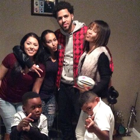 j cole house j cole surprises fan with house visit plays new album rap up