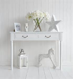 White Hallway Console Table White Table The White Lighthouse For New Style Furniture Large