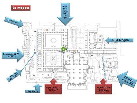 lettere moderne piano di studi mappa monastero dei benedettini dipartimento di