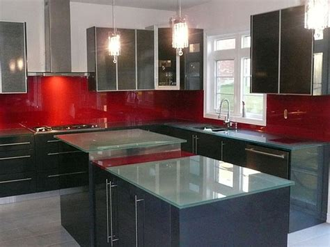Back Painted Glass Countertops - backpainted kitchen glass countertop cbd glass