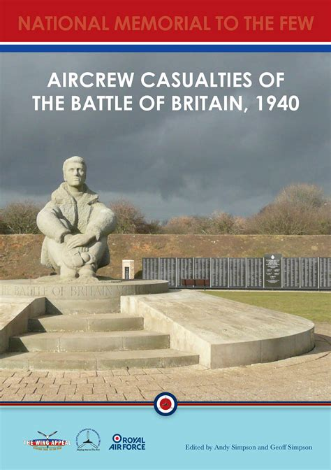 britain by the book casualties of the battle of britain the battle of britain memorial the battle of britain memorial