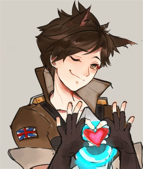 tracer you guys by bjmaki on deviantart