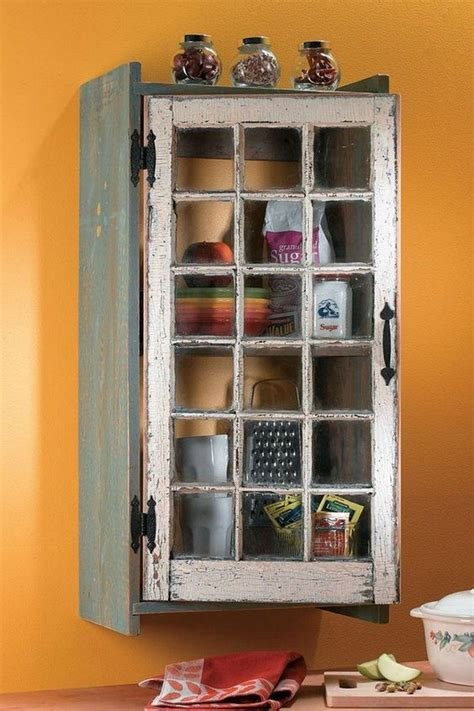 window pane kitchen cabinet doors turn an window into a cabinet diy projects for everyone