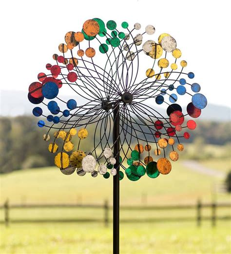 Garden Decor Wind Spinners 299 Best Wind Spinners Whirligigs Images On Pinterest Pinwheels Garden And Wind Spinners
