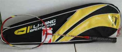Raket Tennis Rs jual perlengkapan olahraga bulutangkis badminton