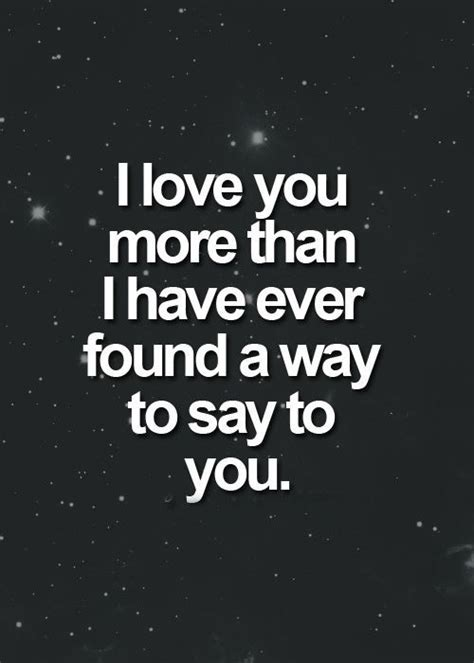 Sweetest Ways To Say I You by 25 Best Quotes For On