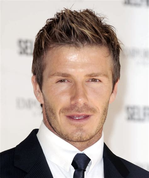 david beckham best hairstyle david beckham hairstyles in 2018