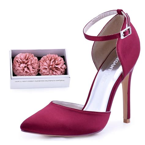 Burgundy Wedding Shoes by Popular Burgundy Wedding Shoes Buy Cheap Burgundy Wedding